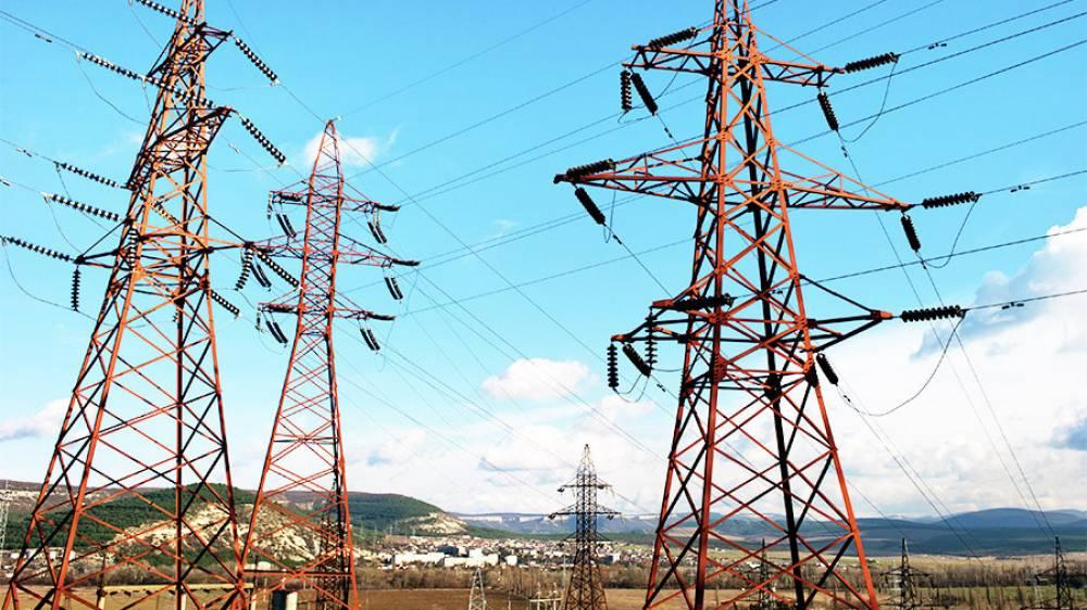 По всему Крыму пропала электроэнергия