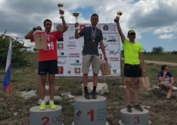 Легкоатлетический забег «Чатыр-Даг пещерный» определил лучших спортсменов