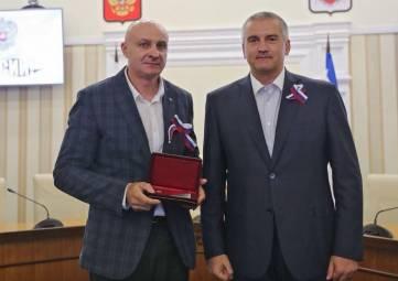 Ялтинский тренер стал первым в Крыму обладателем звания «Заслуженный работник физической культуры РФ»