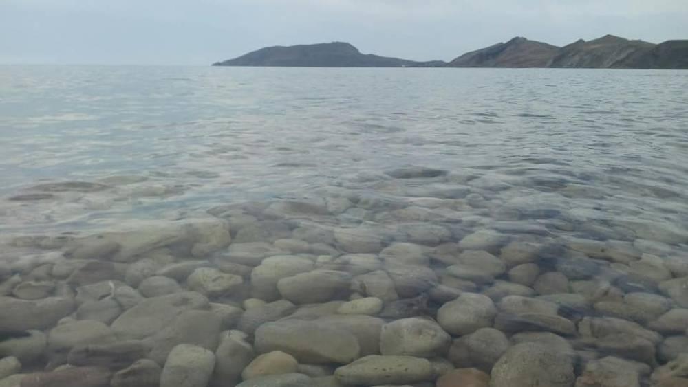 В Крыму даже камни улыбаются