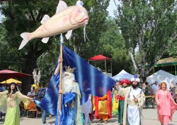 В Феодосии проходит фестиваль Барабулька