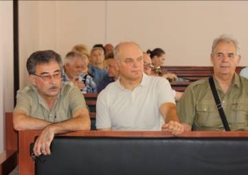 В Феодосии прошло предварительное заседание по скверу