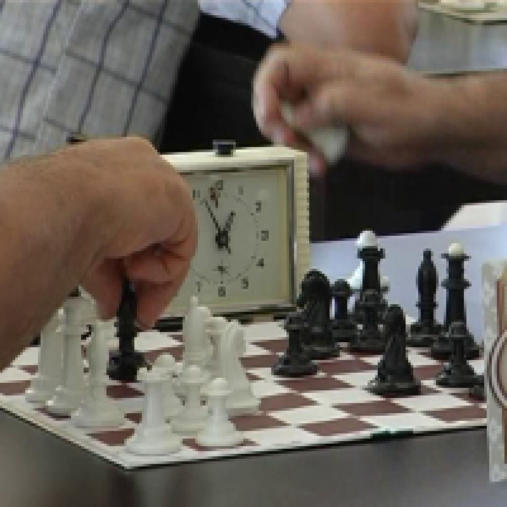 В Феодосии провели шахматный турнир среди спортсменов-разрядников