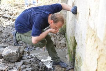Нарзан из Генуэзского рва или канализация?
