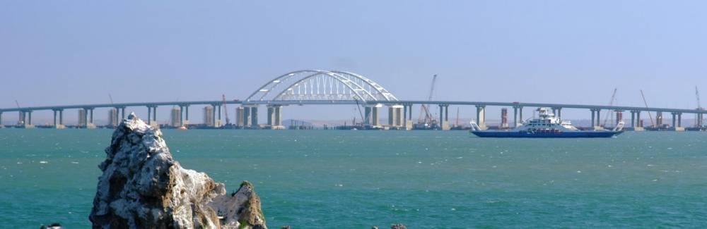 На стройке Крымского моста один рабочий убил другого