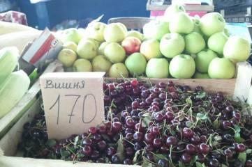 Рынок. Дыня — королева овощного бала!