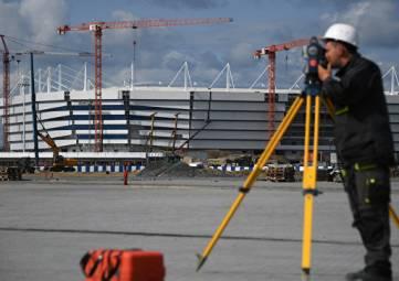 В Минспорта рассказали о масштабных стройках в Крыму