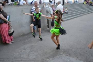 В Феодосии ко Дню физкультурника прошла «Спортивная ярмарка» (ФОТО)