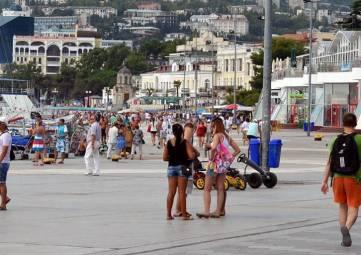 За 5 лет население Крыма сократилось и постарело