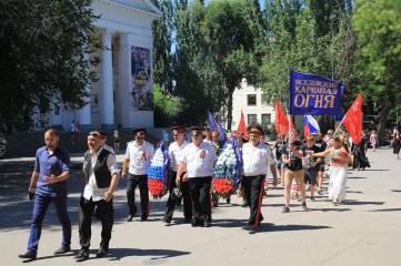 В Феодосии состоялся Международный Фестиваль Уличных Театров «Вселенский карнавал Огня»