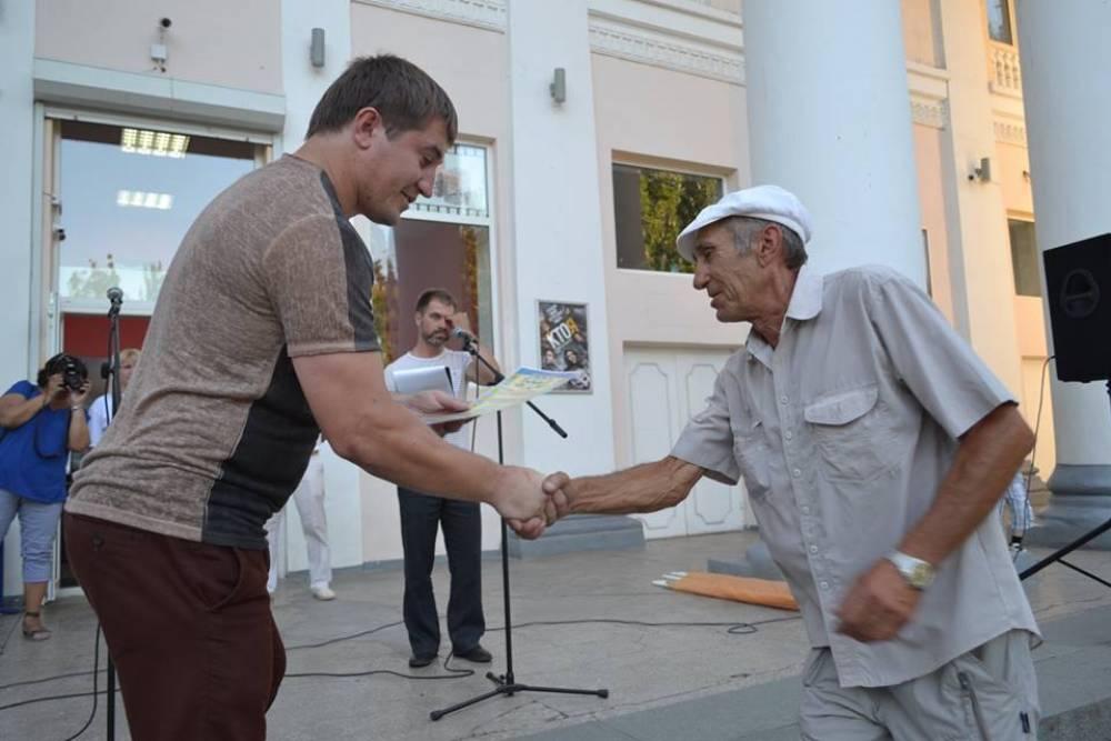 Ко Дню физкультурника в Феодосии наградили более 20 –ти работников спорта