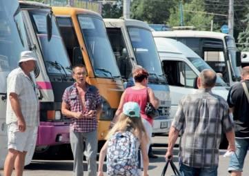 В Крыму подорожал проезд