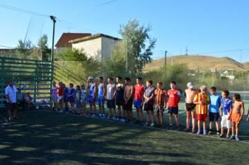 В Коктебеле прошли спортивно-массовые мероприятия посвященные Дню физкультурника (ФОТО)