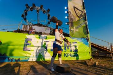 Феодосийцы выступили на фестивале «Extreme Крым»