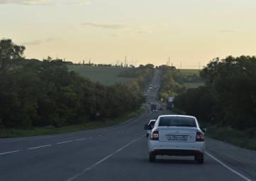 Сводки с дорожного фронта