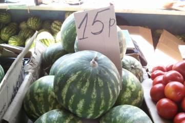 Рынок. «Ялтинский» лук и другие гостинцы из Крыма