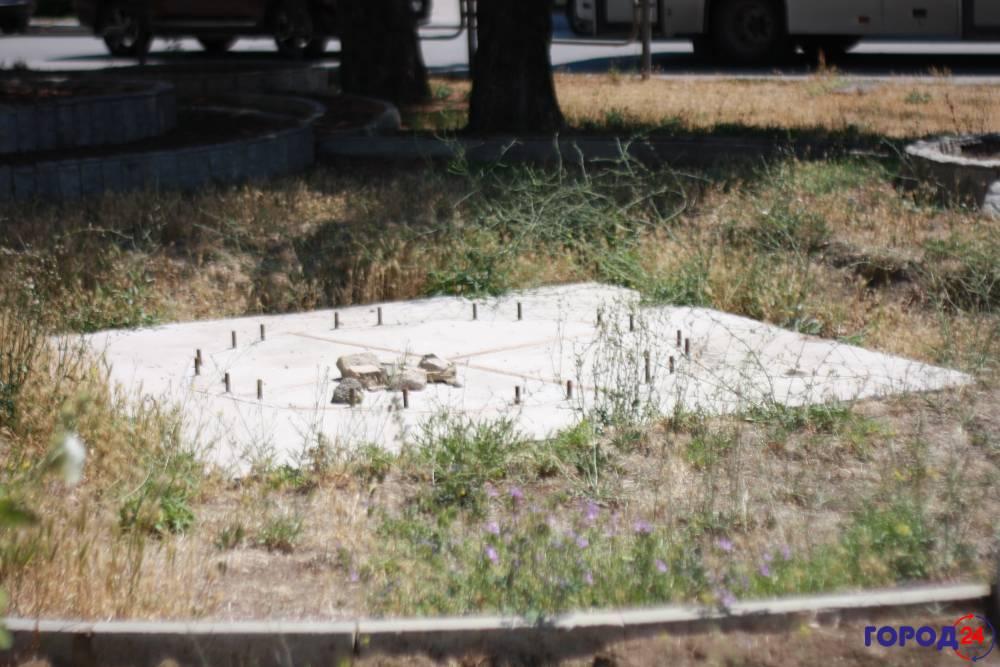 Памятник «Покорителям космоса» установят