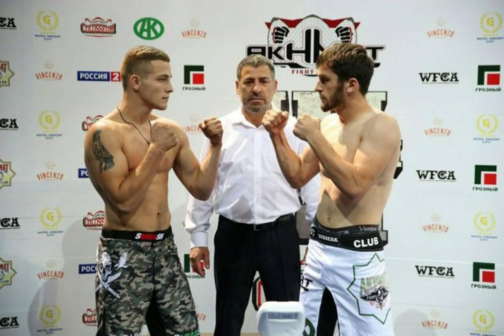 Двое феодосийских бойцов сразятся со своими соперниками по ММА