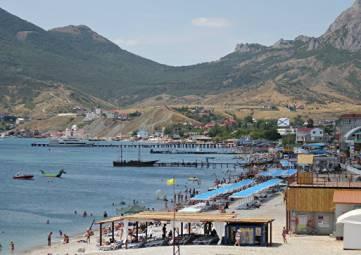 В Крым и назад по