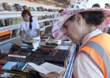 Больше 14 тысяч книг реализовано в Ялте на фестивале «Книжные аллеи»