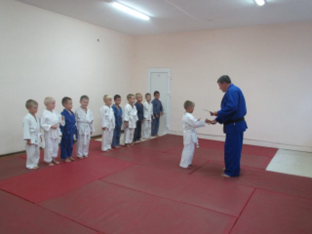 В Феодосии прошел Детский чемпионат по дзюдо