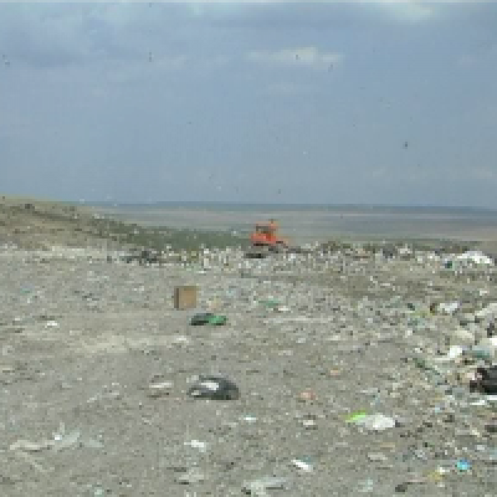 Городскую свалку превратят в мусоросортировочную станцию