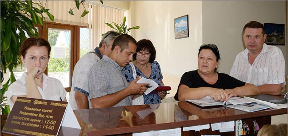 С собственниками мини-гостиниц провели разъяснительную работу по заключению договоров на вывоз мусора