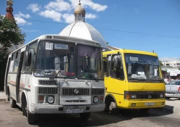Феодосийские автобусы будут дезинфицировать