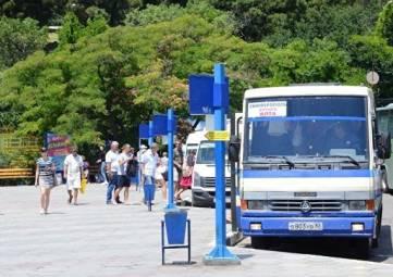 В крымских автобусах начнут ловить