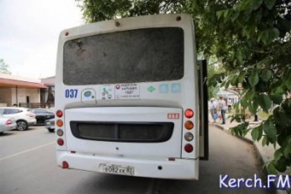 В Керчи три дня автобусы будут ходить до 00.30