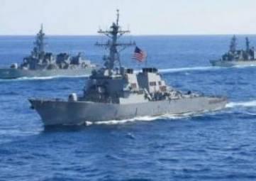 Корабли США вошли в Черное море