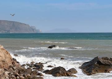 В Крыму мужчина уплыл на 250 м от берега: понадобилась помощь спасателей