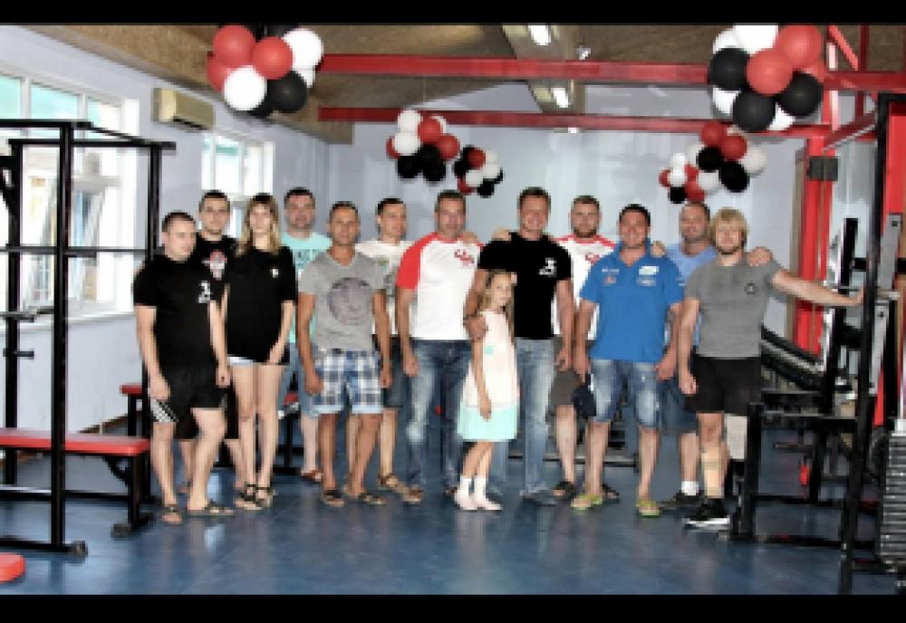 В Феодосии открылся новый спортивный клуб «GRIF.PRO»
