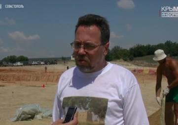 Археологи обнаружили две сотни могил на неразграбленном некрополе в районе строительства «Тавриды»