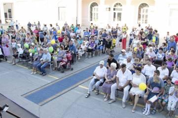 День семьи, любви и верности в Феодосии