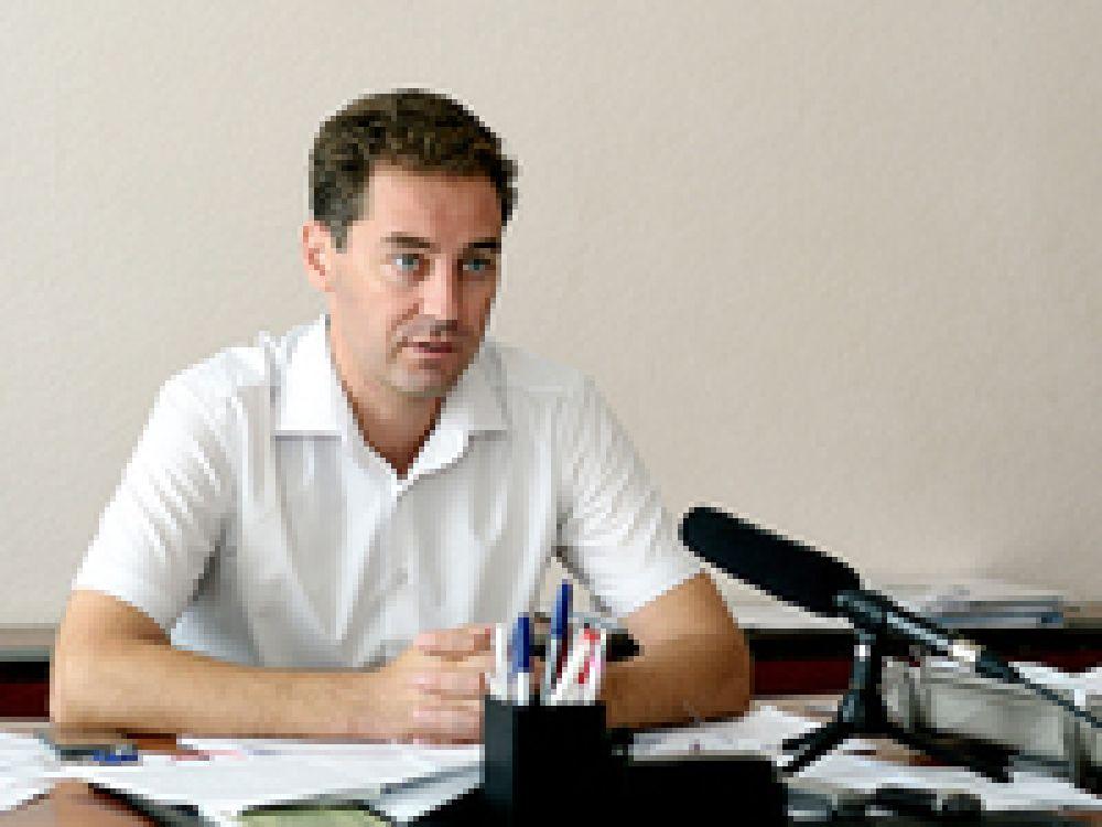 Дмитрий Щепетков «Работа по зачистке центра Феодосии от излишней торговли прошла хорошо»