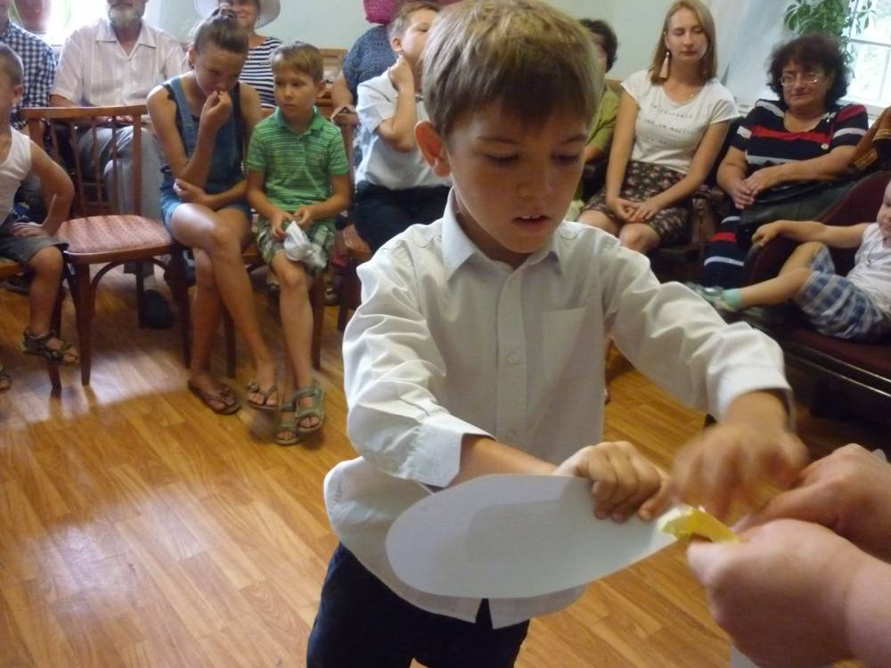 В Старом Крыму прошел праздник