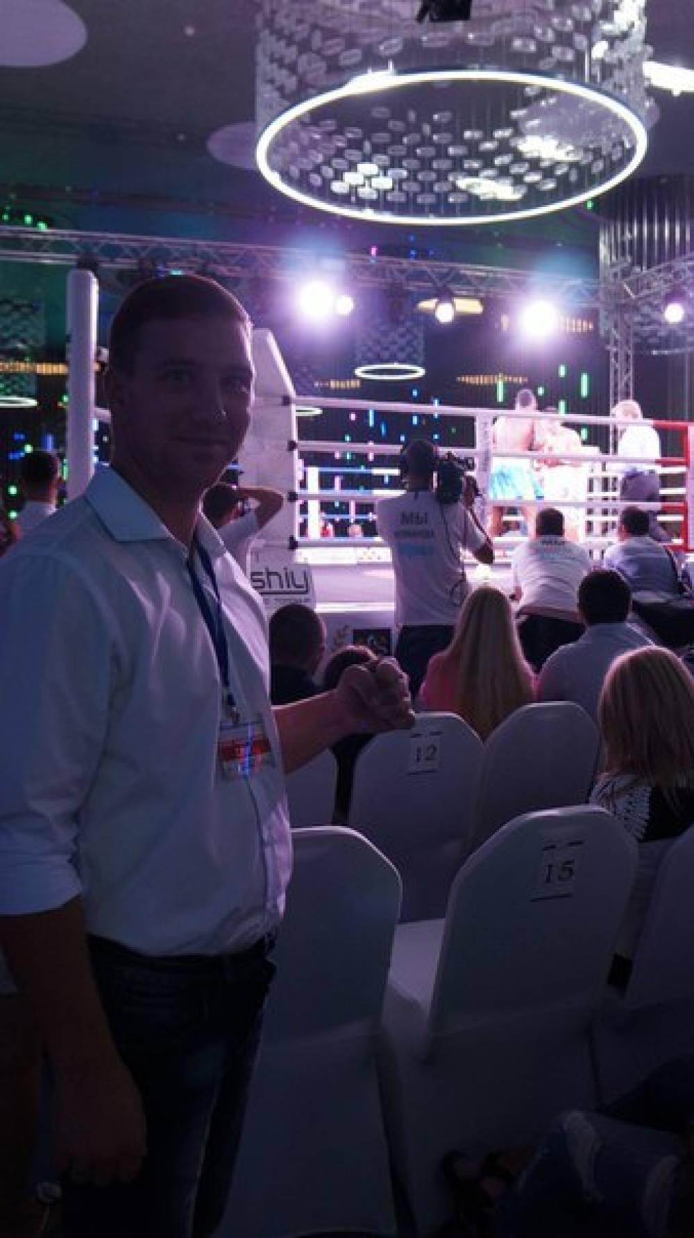 Сражение у горы Гасфорта в Rixos Mriya Resort