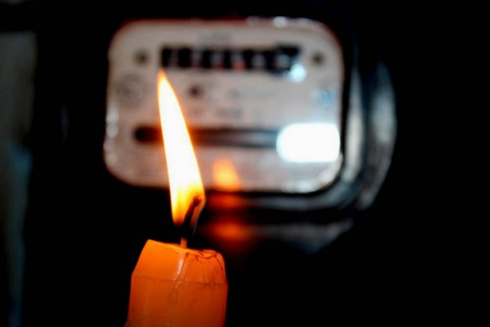 Феодосийцам придется посидеть без света