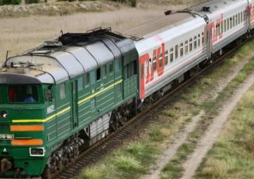 График движения поездов по Крымскому мосту