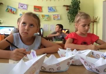 В Феодосии появились юные библиотекари