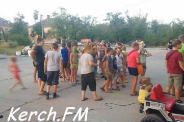 В Багерово состоялся фестиваль красок