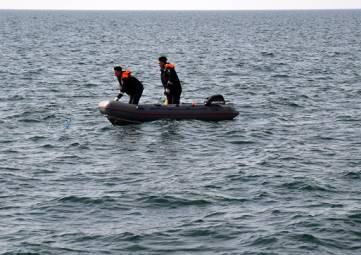 Крымские пограничники за три месяца оштрафовали браконьеров на 1,5 млн руб