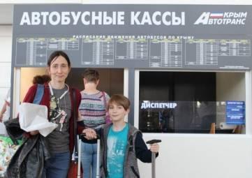 Власти Крыма начнут с 25 июля борьбу с посадкой безбилетных пассажиров вне автостанций