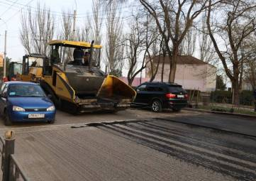 Дорогу в Керчи все-таки отремонтируют