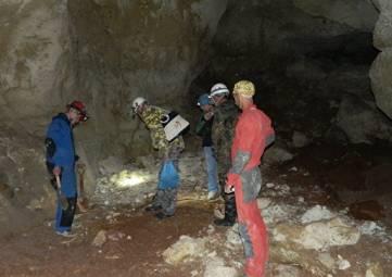 Ученые не нашли следов пребывания человека в найденной пещере в Крыму