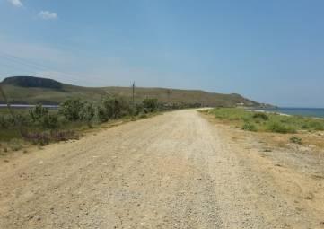 Появится дорога на озеро Чокрак