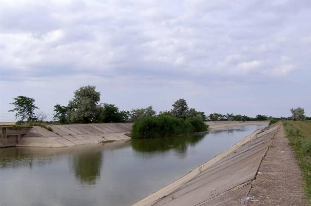 Воды в водохранилищах системы Северо-Крымского канала достаточно до следующей весны