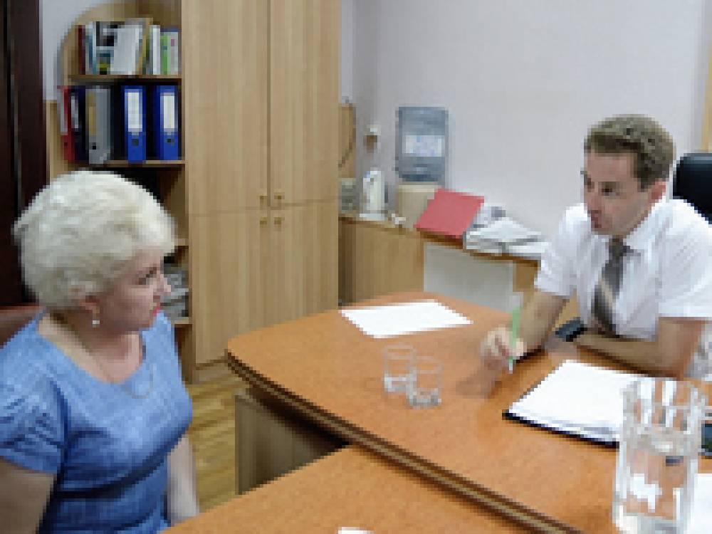 За пять часов приема граждан Дмитрий Щепетков пообщался с 23-мя феодосийцами