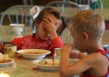 В Феодосии жалуются на отравление детей